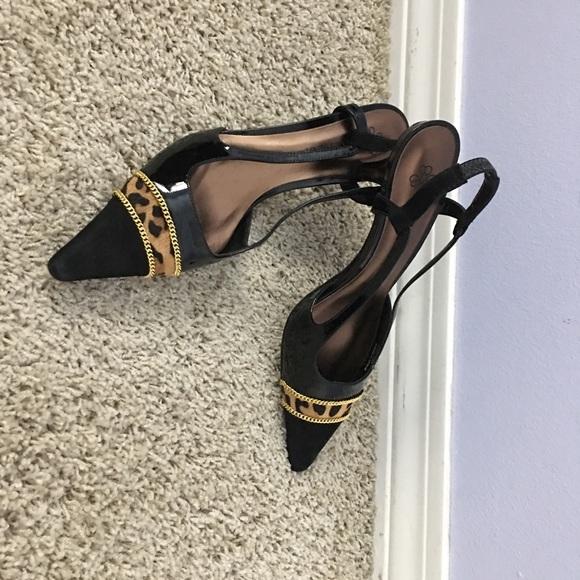 J.Renee Shoes   J Renee Trix Slingback